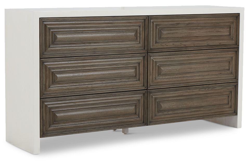 Goodman Light Tone Wood Dresser,  (2)