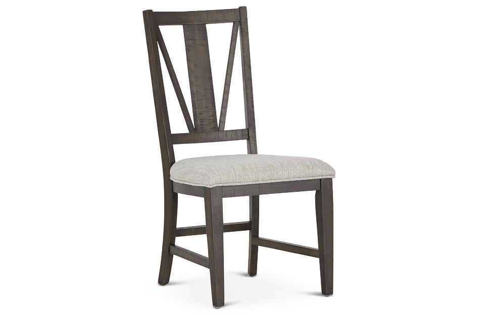 Heron Cove DARK TONE Upholstered Side Chair,  (1)