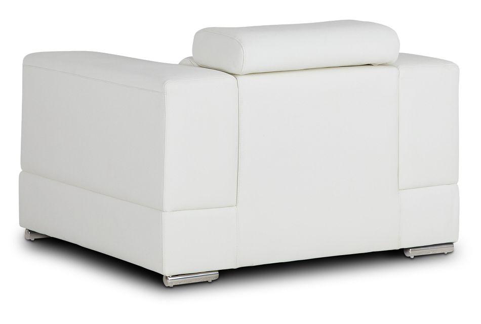 Maxwell White Micro Chair
