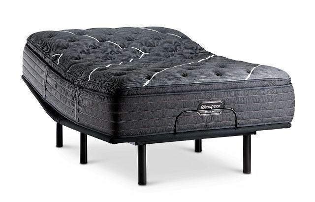 Beautyrest Black C-class Plush Pillowtop Mattress Set (1)