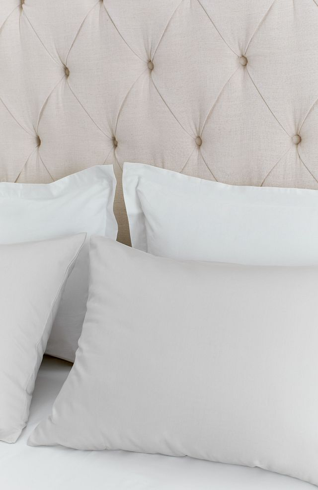 Egyptian Cotton White 400 Thread Duvet Set (3)