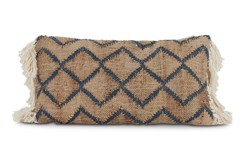 Issac Natural Accent Pillow,  (0)
