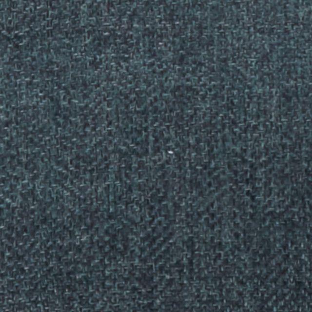 Avery Dark Blue Fabric Innerspring Sleeper (1)