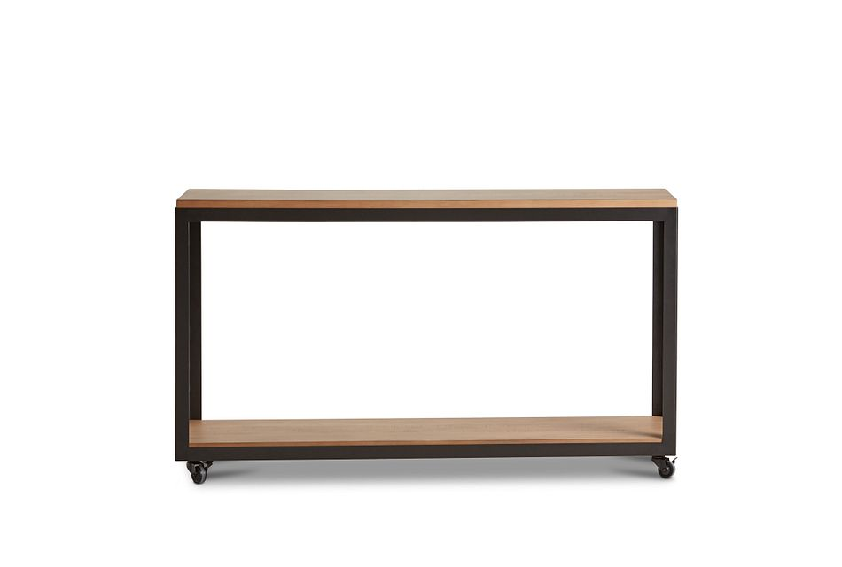 Bastrop Mid Tone  Sofa Table