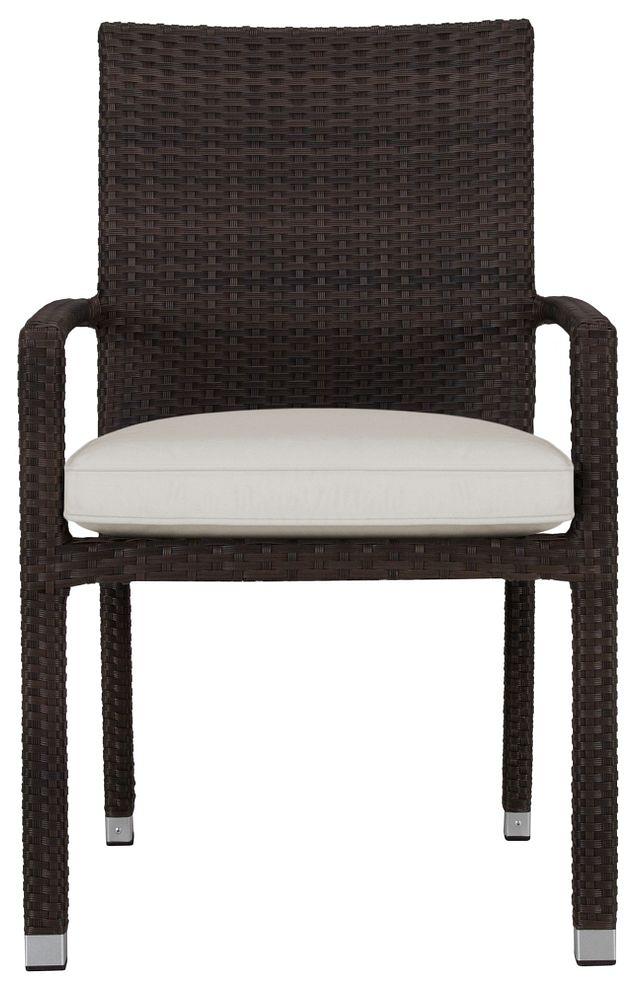 Zen White Arm Chair (3)