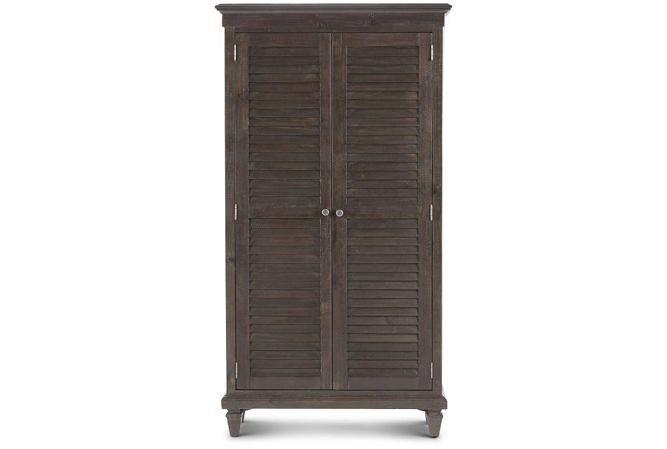 Sonoma Dark Tone Storage Cabinet