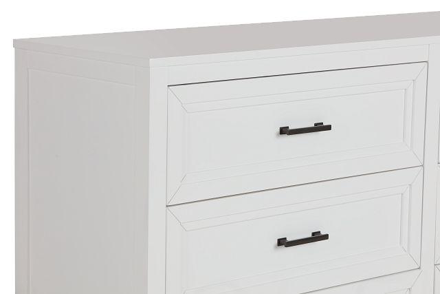 Nantucket White Dresser
