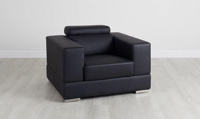 Maxwell Black Micro Chair (0)