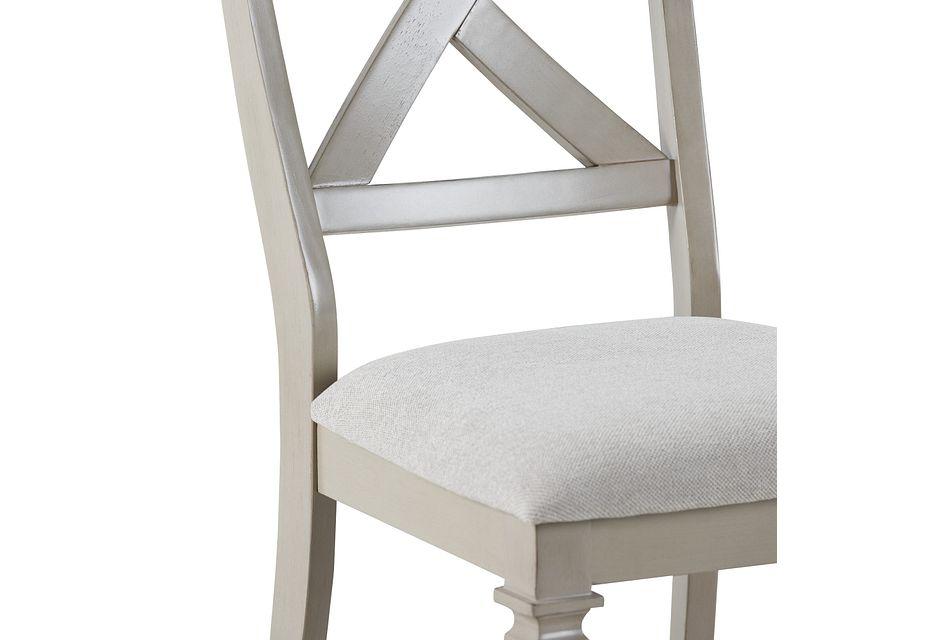 Marina Gray Wood Side Chair