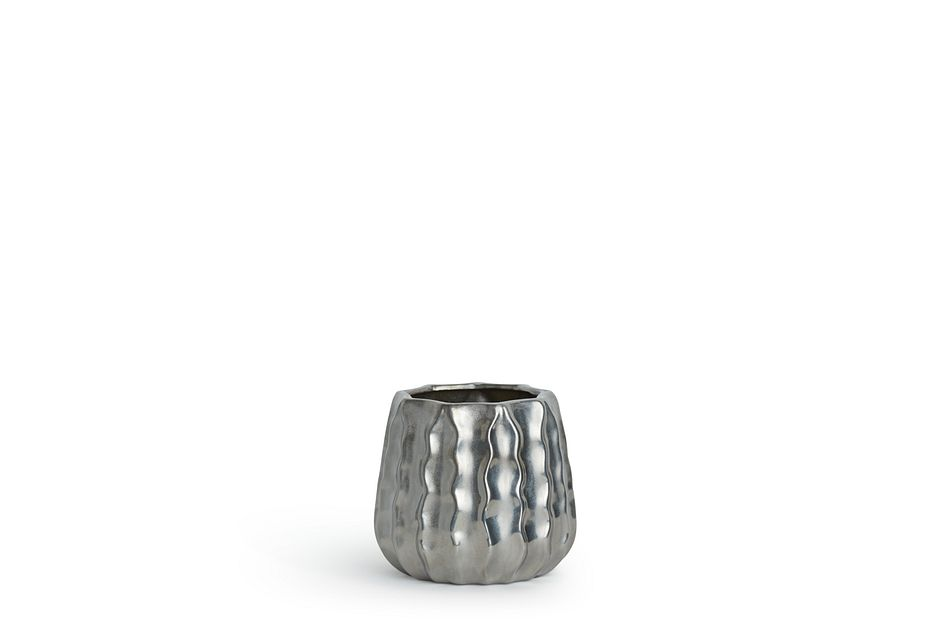 Adam Silver Vase