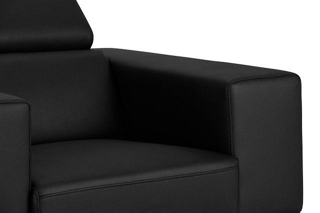 Maxwell Black Micro Chair