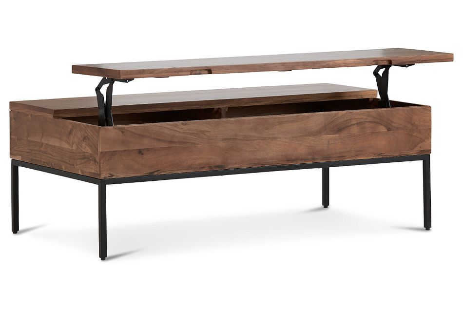 Reid Mid Tone  Lift Coffee Table