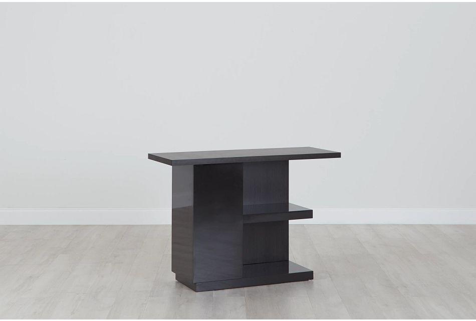 Caelan Dark Tone Sofa Table,  (0)