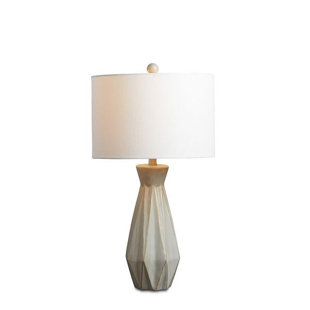 Branka Beige Table Lamp (3)