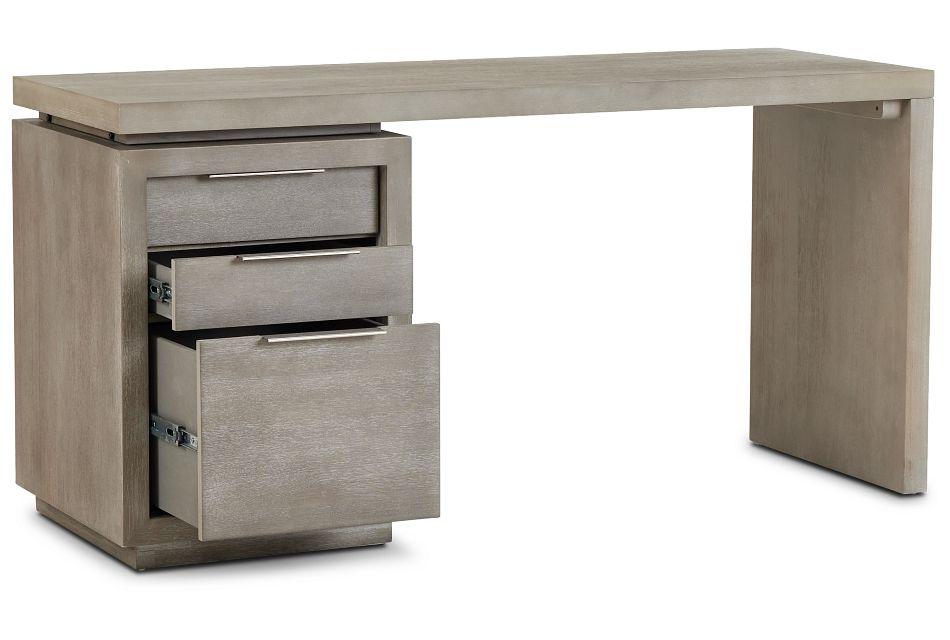 Madden Light Tone Desk