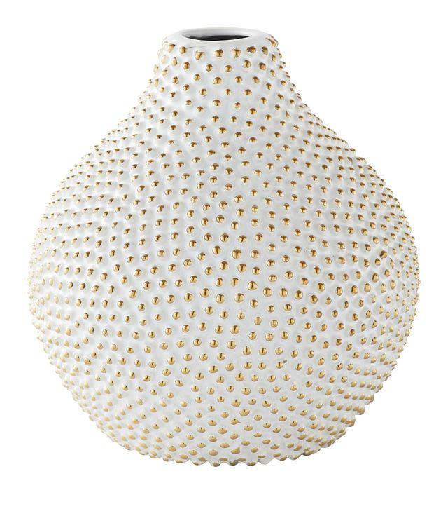 Lily White Vase (1)