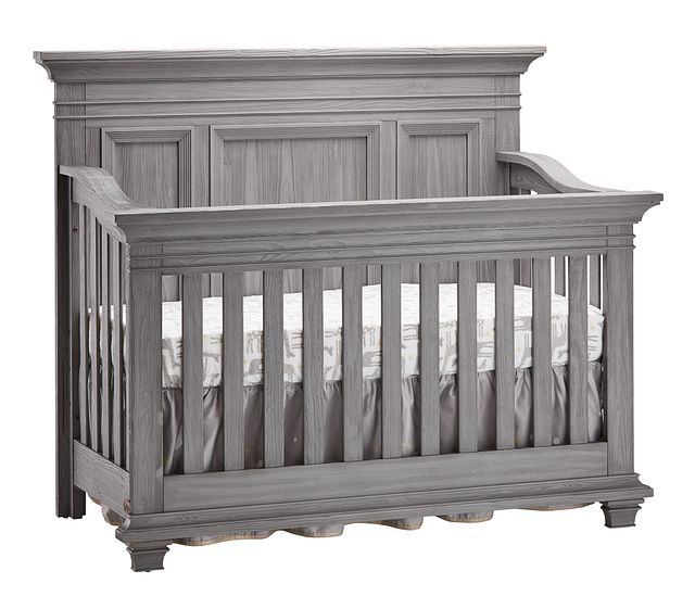 Westport Light Gray 4-in-1 Crib (0)