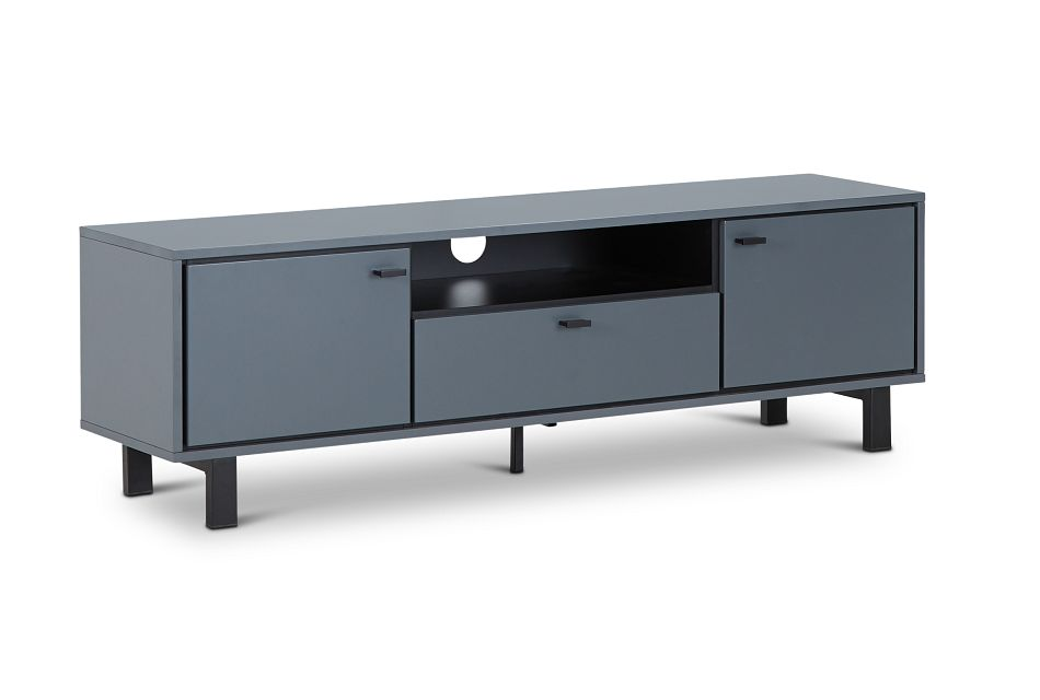 """Delray Dark Gray 65"""" Tv Stand, %%bed_Size%% (2)"""