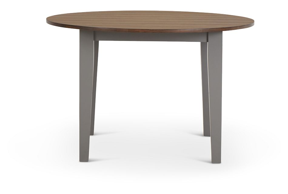 Sumter Gray Round Table,  (1)