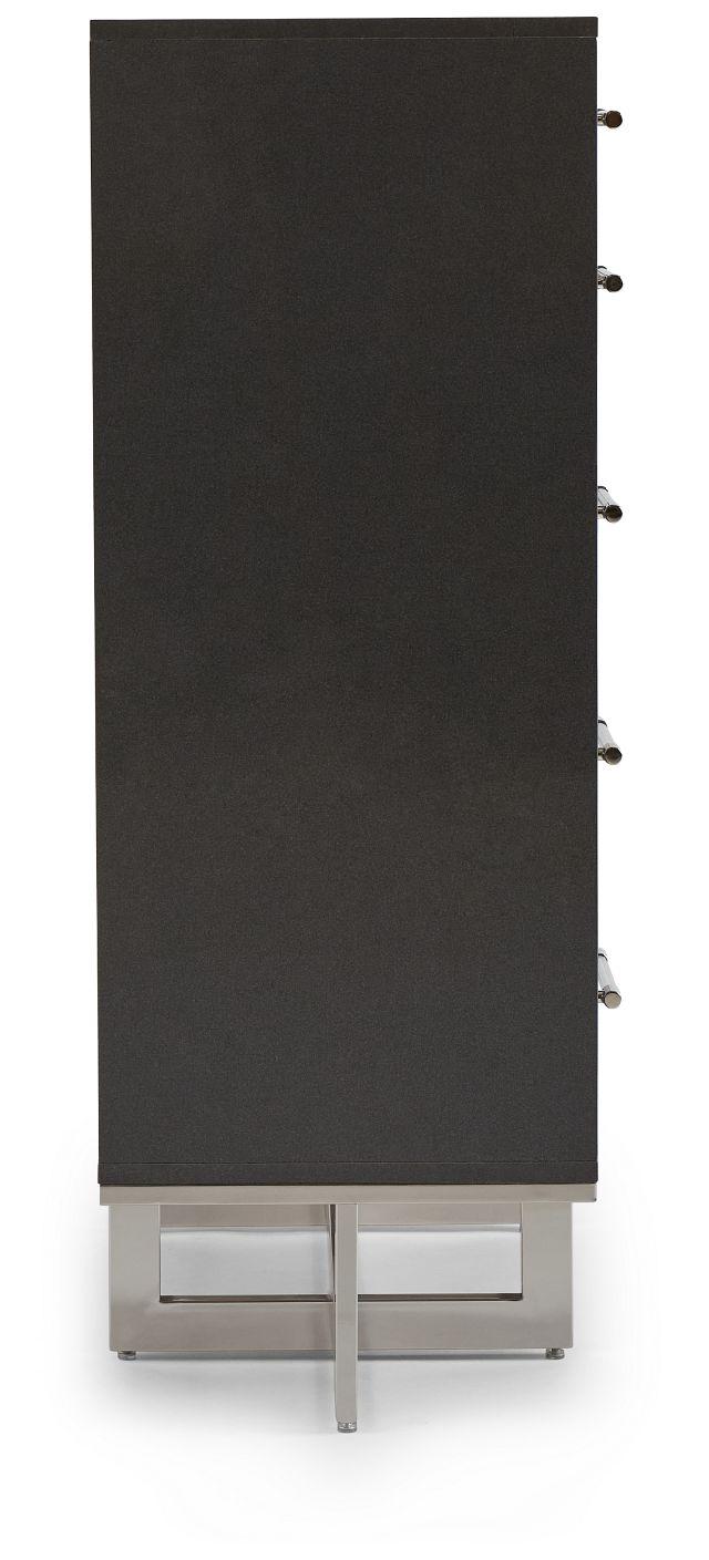 Cortina Gray Large Drawer Chest
