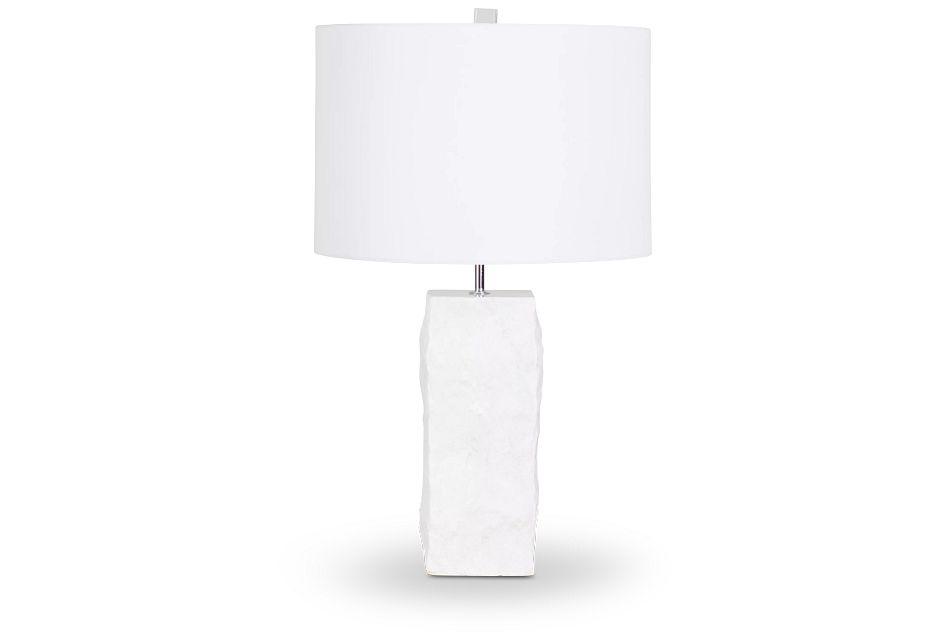 Posie Marble  Table Lamp,  (1)