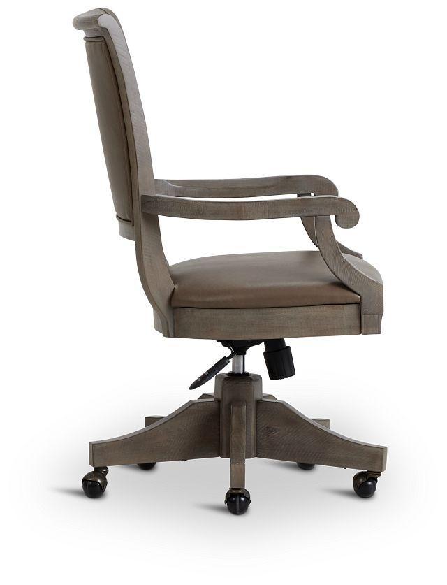 Sonoma Light Tone Swivel Desk Chair (2)