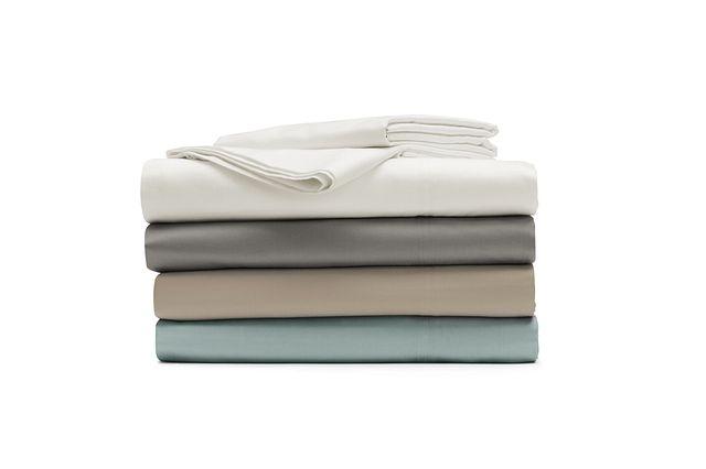 Egyptian Cotton Blue 400 Thread Sheet Set