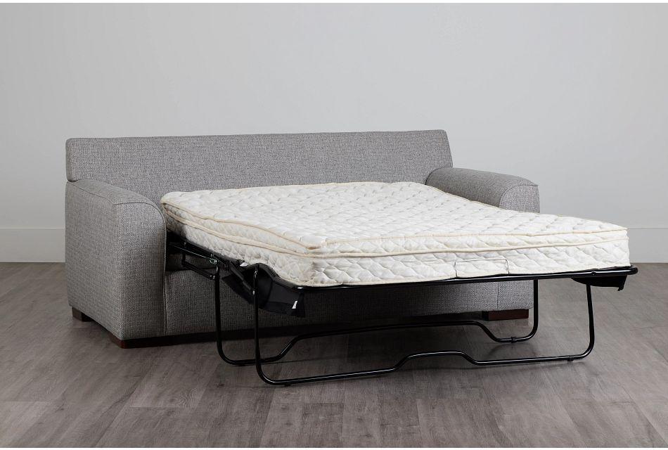 Austin Gray Fabric Innerspring Sleeper, Full (0)