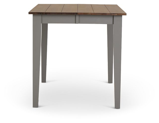 Sumter Gray High Dining Table (3)