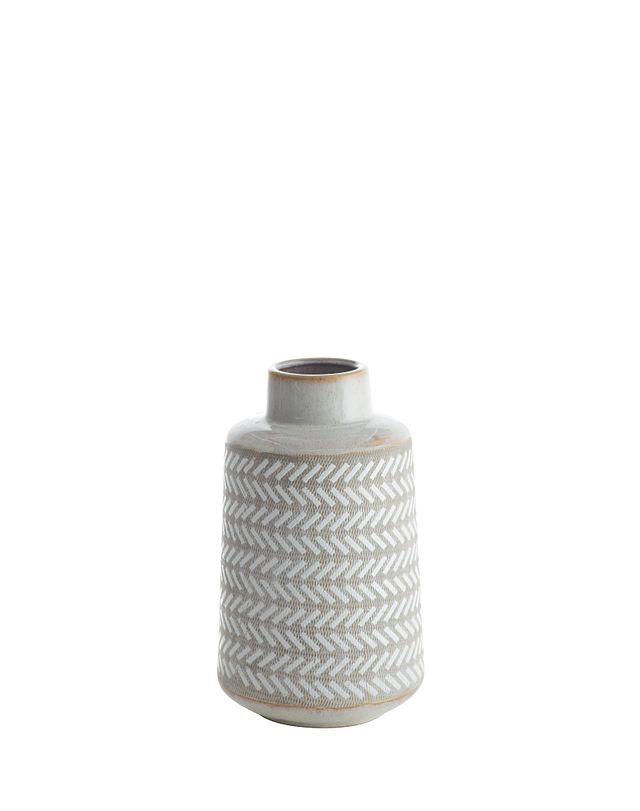Clover White Medium Vase (0)