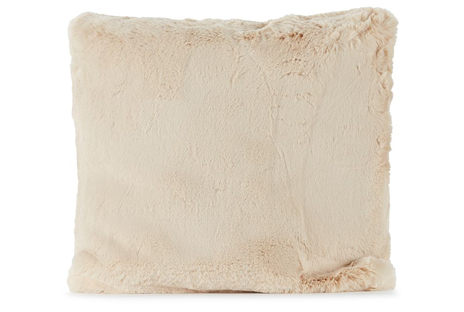 """Kaycee Champagne 24"""" Accent Pillow"""