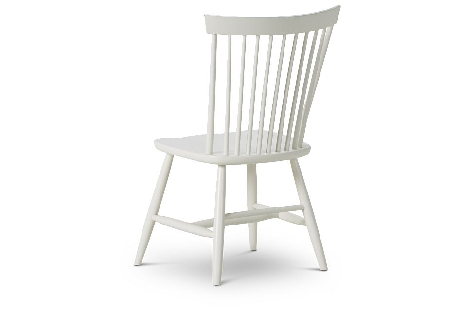 Bungalow Ivory Desk Chair