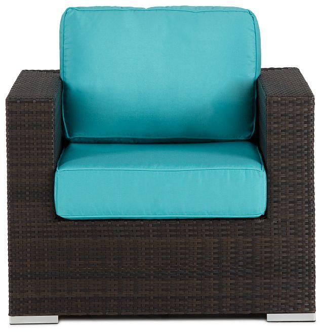 Fina Dark Teal Chair (2)