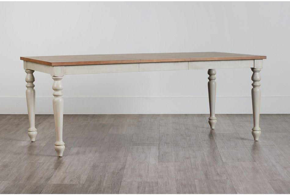 Lexington Two-Tone Rectangular Table,  (0)