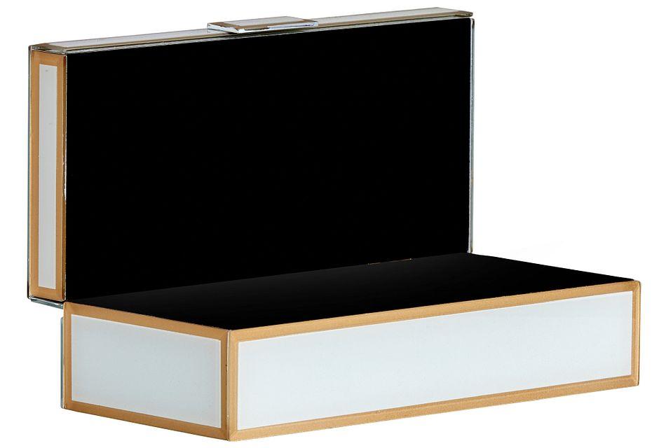 Ivana White Box