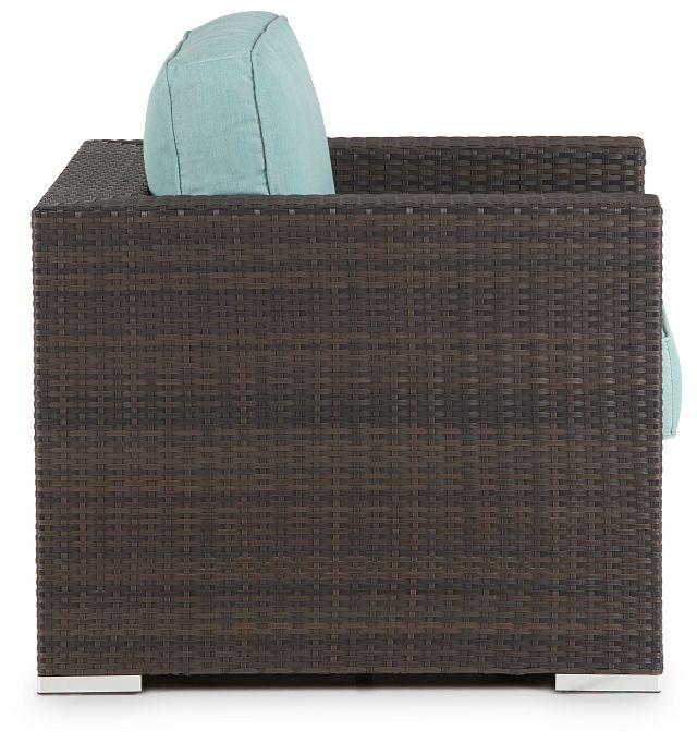 Fina Teal Chair (3)