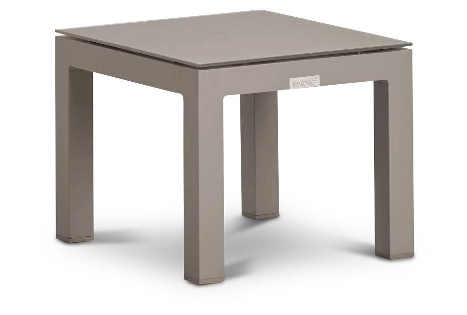 Lisbon2 Khaki  End Table