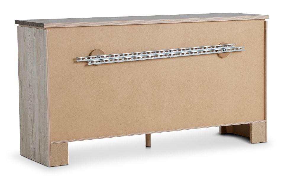 Blueridge Two-tone Dresser