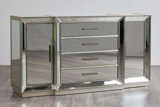 Monroe Mirrored Buffet