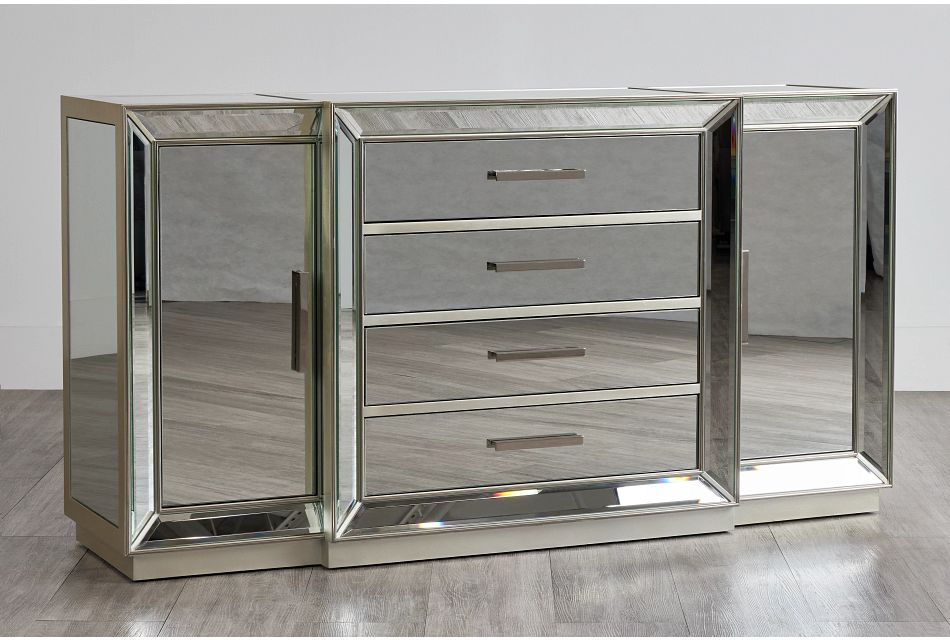 Monroe Mirrored Buffet,  (0)