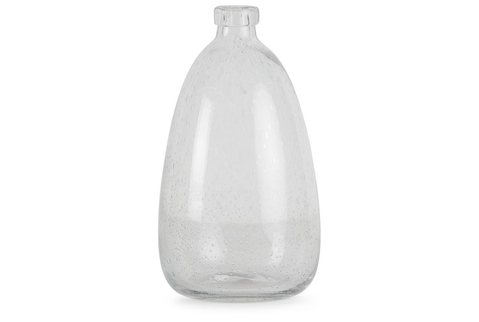 Amira Clear Small Vase