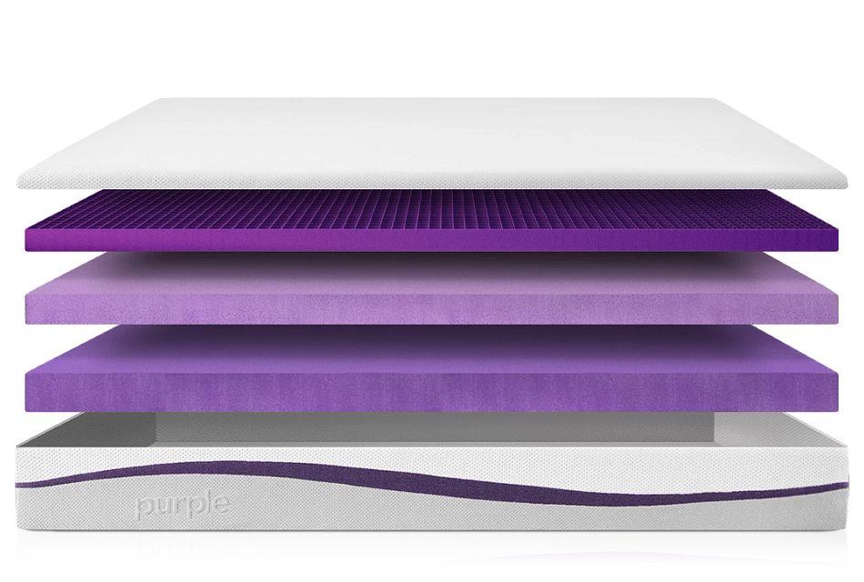Purple Mattress, Queen (3)