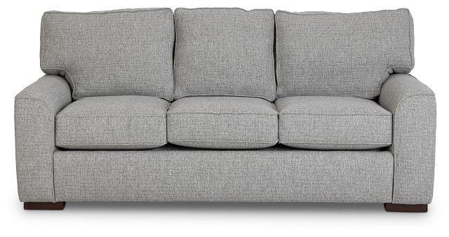 Austin Gray Fabric Innerspring Sleeper (3)