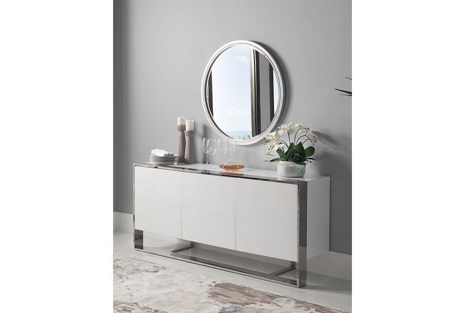 Neo White Sideboard