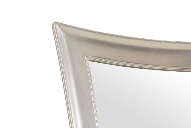 Zander Silver Floor Mirror (1)
