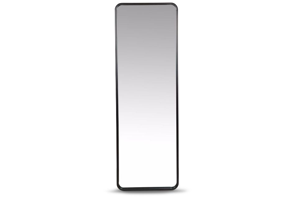 Odin Metal Rect Floor Mirror