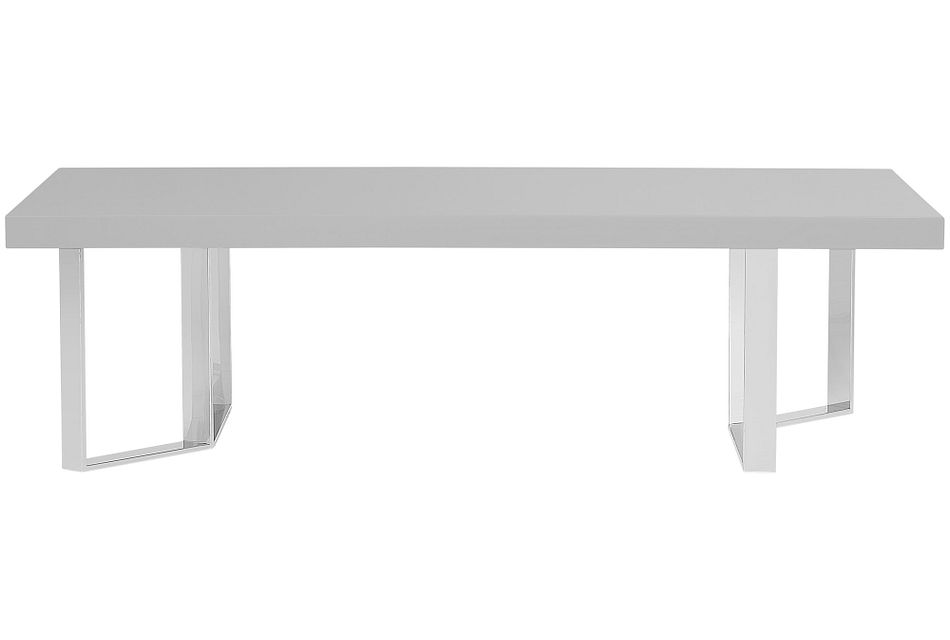 Axel Gray Rectangular Coffee Table