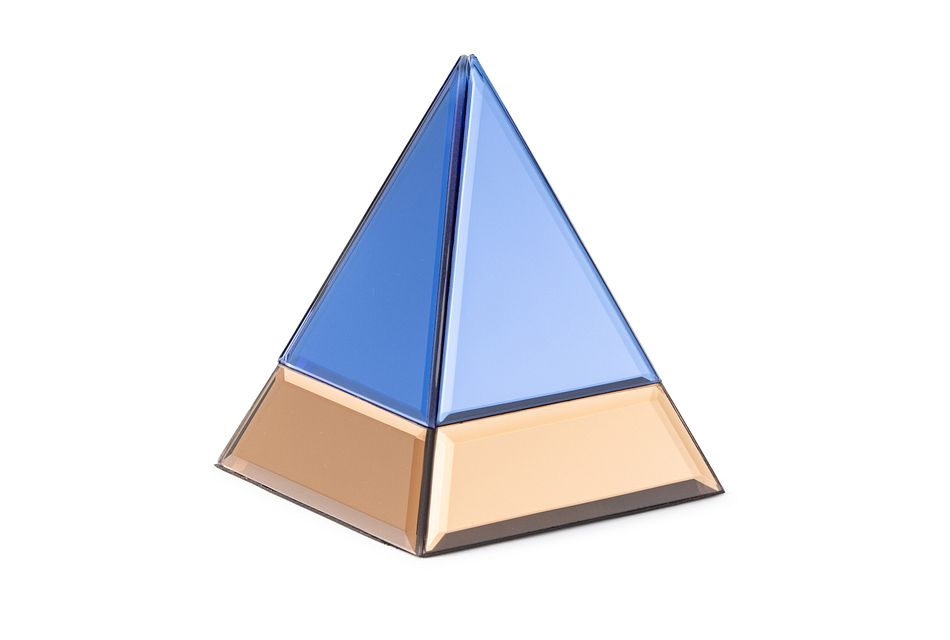 Kennedy Blue Small Tabletop Accessory