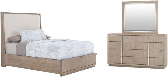 Gramercy Light Tone Uph Platform Storage Bedroom (1)