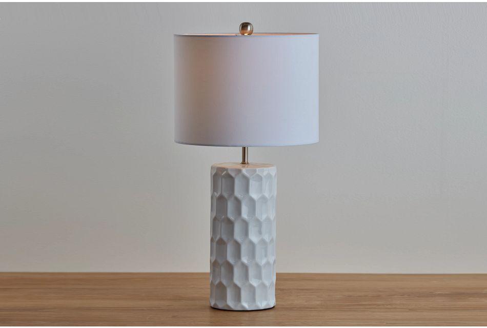 Cass Ceramic Table Lamp